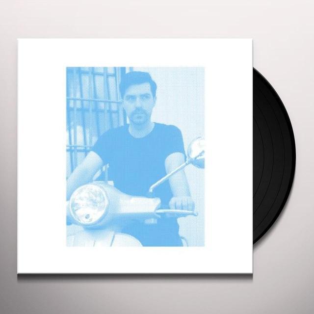Benjamin Damage 4600 (EP) Vinyl Record