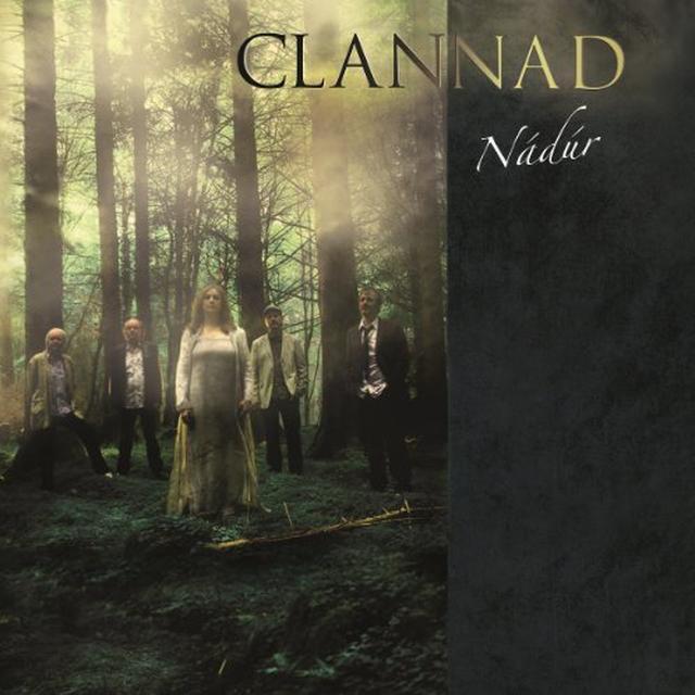 Clannad NADUR Vinyl Record - 180 Gram Pressing