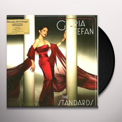 Gloria Estefan STANDARDS Vinyl Record - 180 Gram Pressing