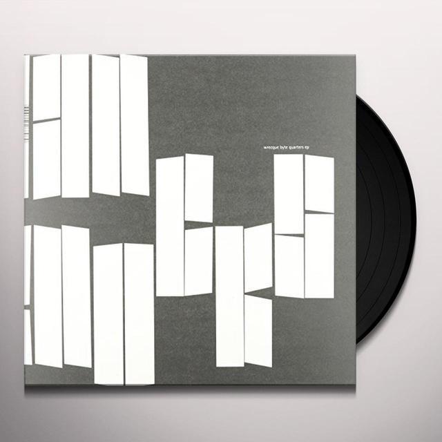 Oberman Knocks WRECQUE BYTE QUARTERS Vinyl Record