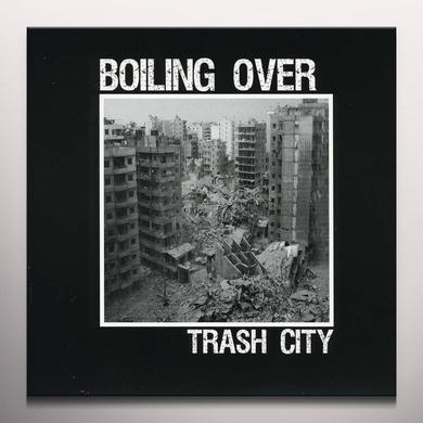 Boiling Over TRASH CITY Vinyl Record