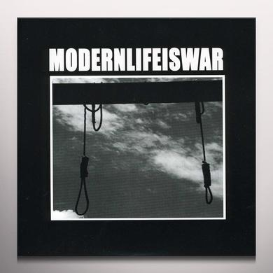 MODERN LIFE IS WAR Vinyl Record - Colored Vinyl