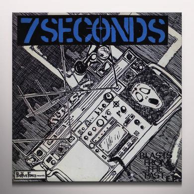 Seven Seconds BLASTS FROM THE PASTS Vinyl Record