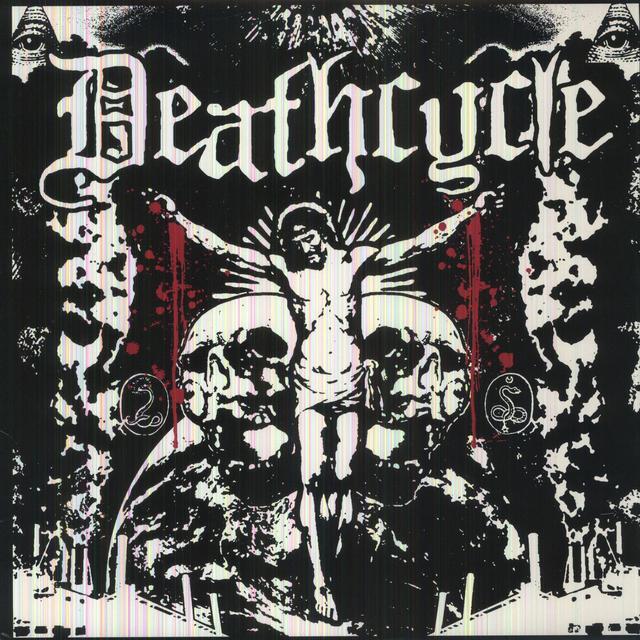 DEATHCYCLE Vinyl Record - Clear Vinyl