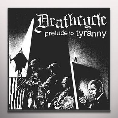 Deathcycle PRELUDE TO TYRANNY Vinyl Record - Colored Vinyl