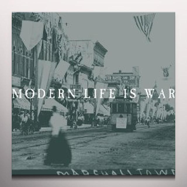 Modern Life Is War WITNESS Vinyl Record - Colored Vinyl