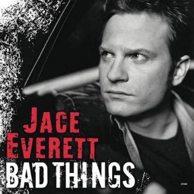 Jace Everett BAD THINGS Vinyl Record