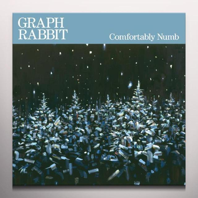 Graph Rabbit COMFORTABLY NUMB Vinyl Record - Colored Vinyl, Limited Edition