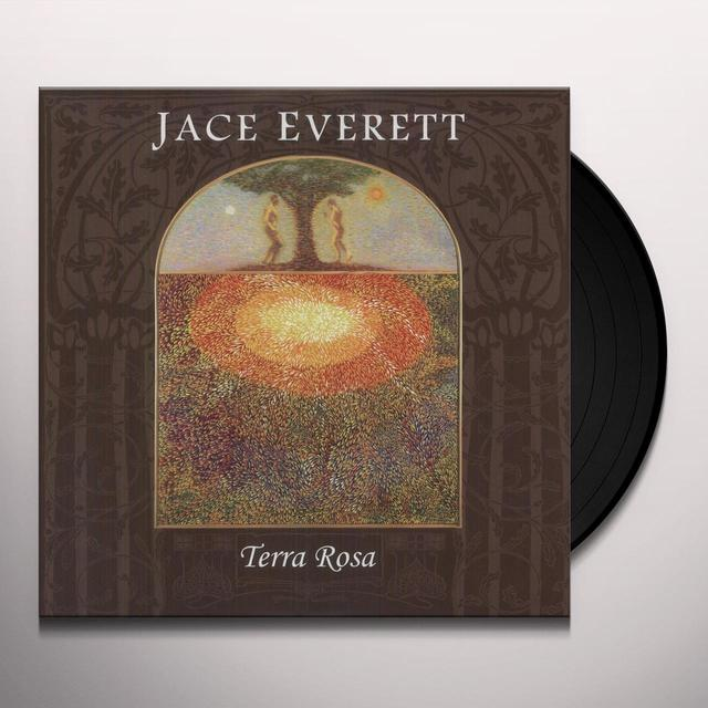 Jace Everett TERRA ROSA Vinyl Record - Digital Download Included