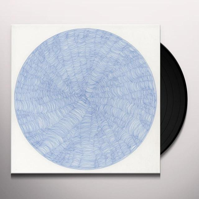 Pulse Emitter CRATER LAKE Vinyl Record