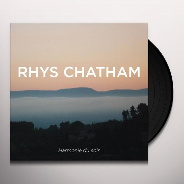 Rhys Chatham HARMONIE DU SOIR Vinyl Record - Digital Download Included