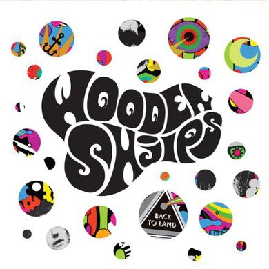 Wooden Shjips BACK TO LAND Vinyl Record