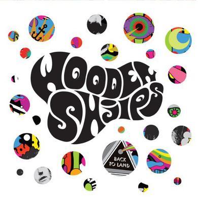 Wooden Shjips BACK TO LAND Vinyl Record
