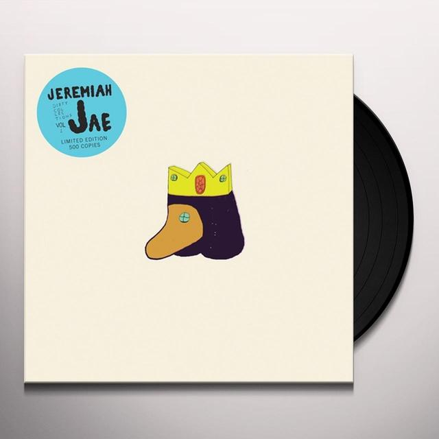 Jeremiah Jae DIRTY COLLECTIONS 1 Vinyl Record