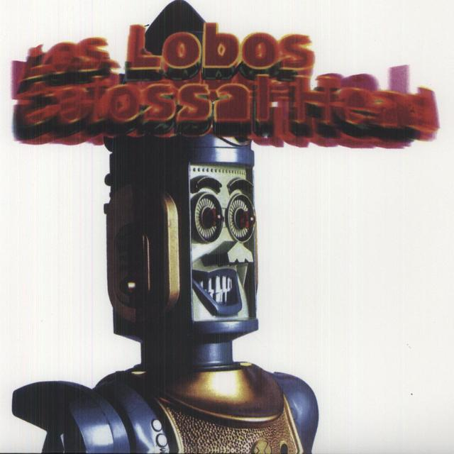 Lobos COLOSSAL HEAD Vinyl Record