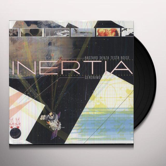 Bastard Noise / Geronimo INERTIA Vinyl Record