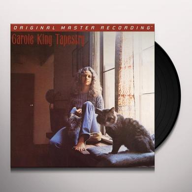 Carole King TAPESTRY Vinyl Record - Limited Edition, 180 Gram Pressing