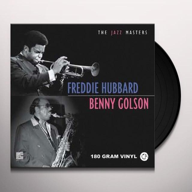 Freddie Hubbard / Benny Golson JAZZ MASTERS Vinyl Record