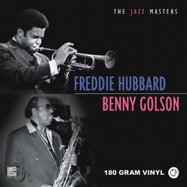 Freddie Hubbard / Benny Golson JAZZ MASTERS Vinyl Record - 180 Gram Pressing