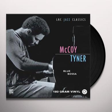 Mccoy Tyner BLUE BOSSA Vinyl Record