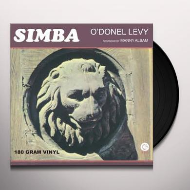 O'Donel Levy SIMBA Vinyl Record - 180 Gram Pressing