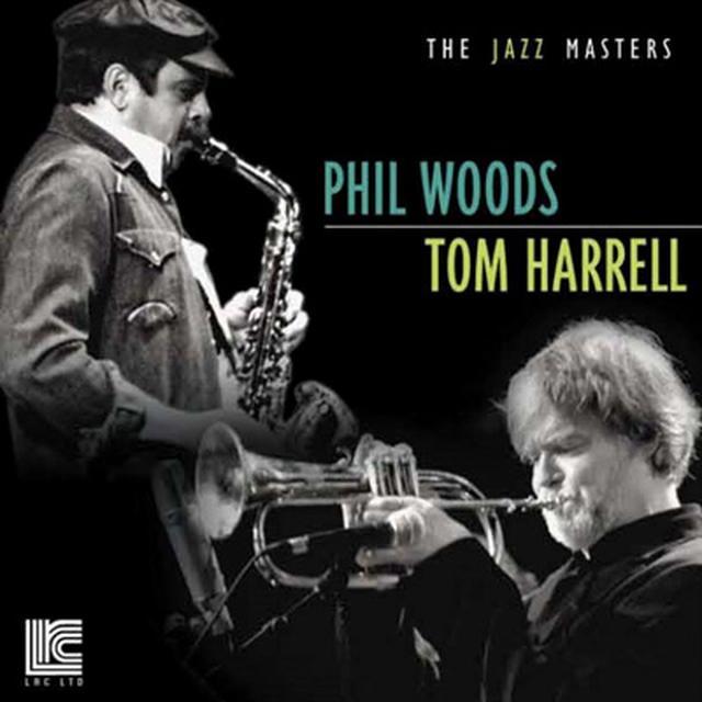 Phil Woods / Tom Harrell JAZZ MASTERS Vinyl Record - 180 Gram Pressing