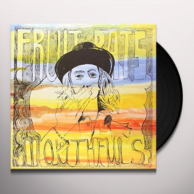 Fruit Bats MOUTHFULS Vinyl Record