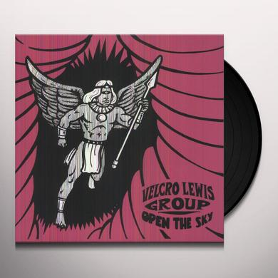 Velcro Lewis OPEN THE SKY Vinyl Record
