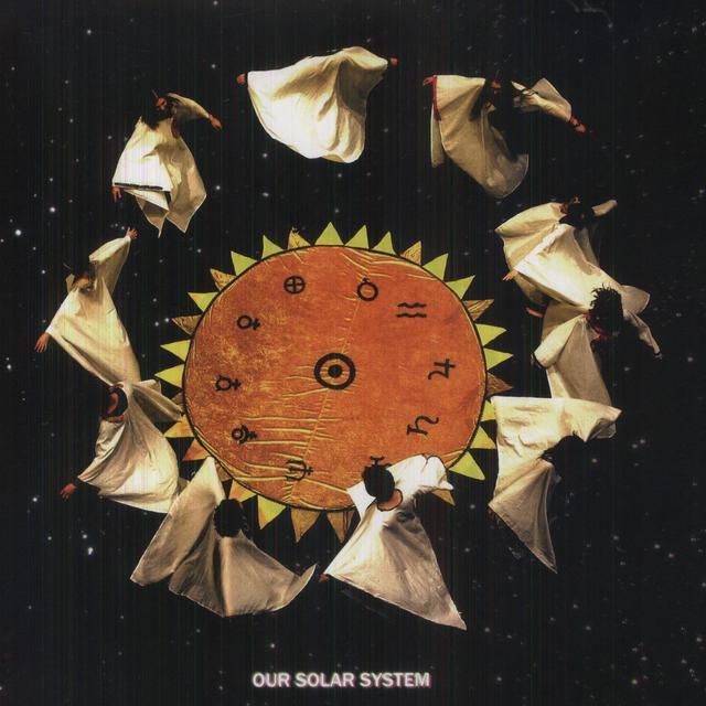 Our Solar System VART SOLSYSTEM Vinyl Record - Gatefold Sleeve