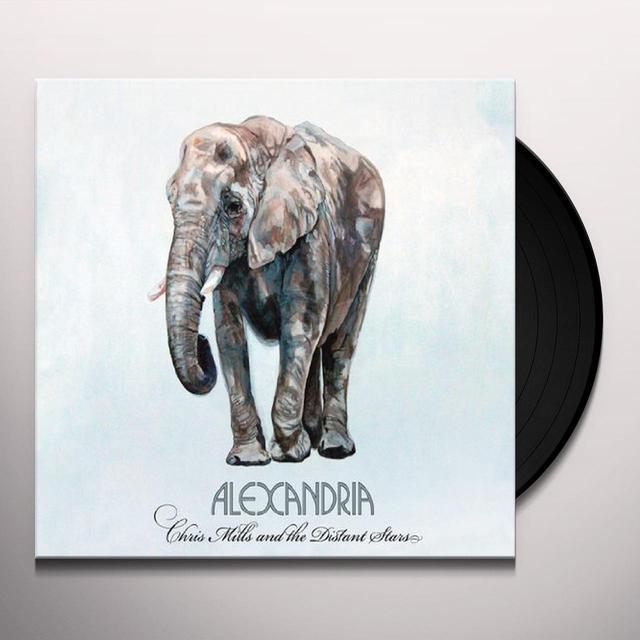 Chris Mills ALEXANDRIA Vinyl Record