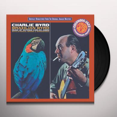 Charlie Byrd BRAZILIAN BYRD Vinyl Record