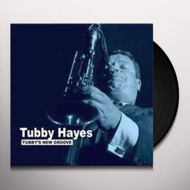 Tubby Hayes TUBBY'S NEW GROOVE Vinyl Record