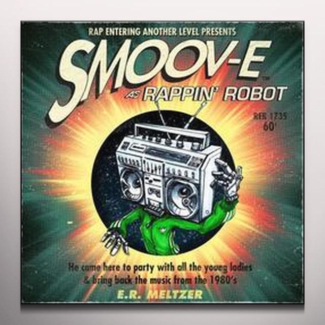 Smoov-E RAPPIN ROBOT Vinyl Record