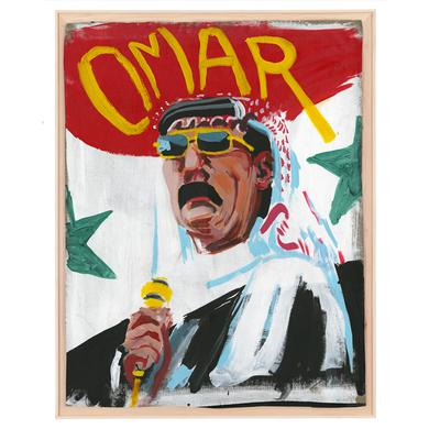 Omar Souleyman WENU WENU Vinyl Record