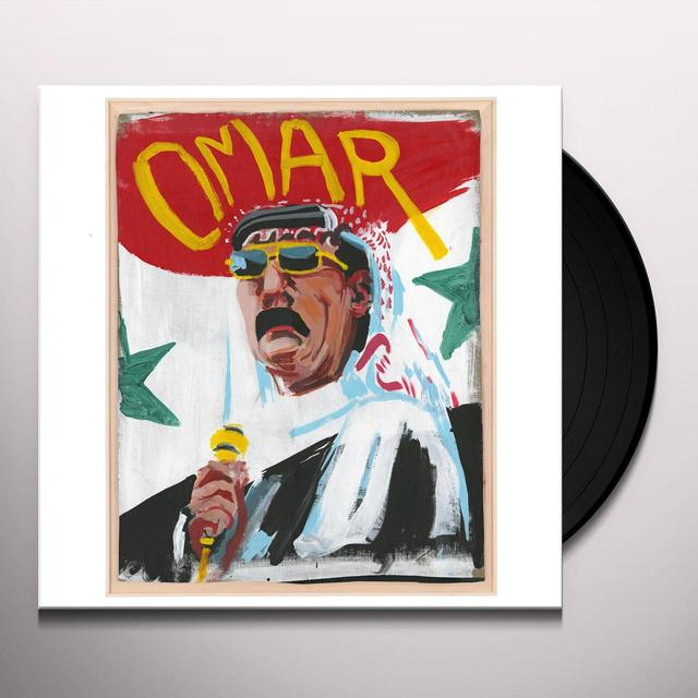 Omar Souleyman WENU WENU Vinyl Record - MP3 Download Included