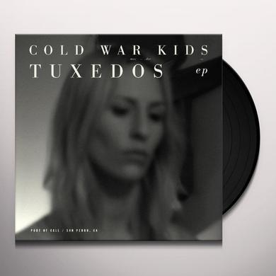 Cold War Kids TUXEDO (EP) Vinyl Record