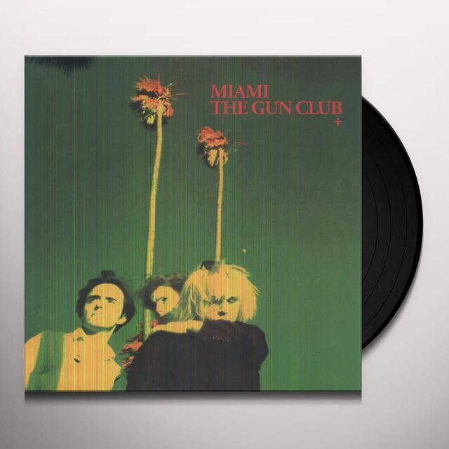 The Gun Club MIAMI Vinyl Record