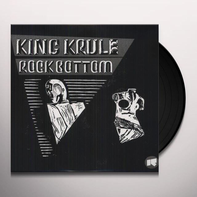 King Krule ROCK BOTTOM (Vinyl)