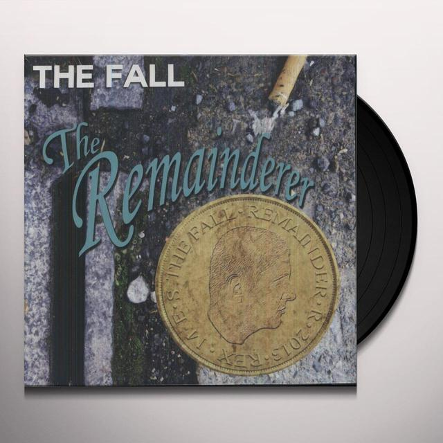 Fall REMAINDERER EP  (EP) Vinyl Record - UK Import