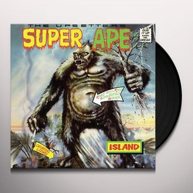 The Upsetters SUPER APE Vinyl Record - Poster, Deluxe Edition