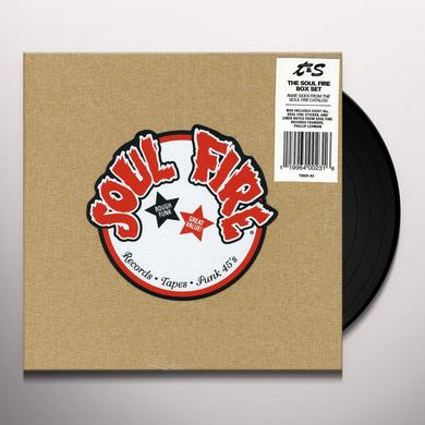 SOUL FIRE BOX SET / VARIOUS (BOX) Vinyl Record - Collector's Edition