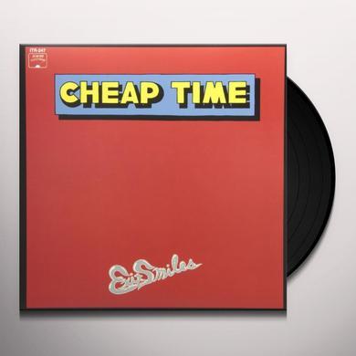 Cheap Time EXIT SMILES Vinyl Record