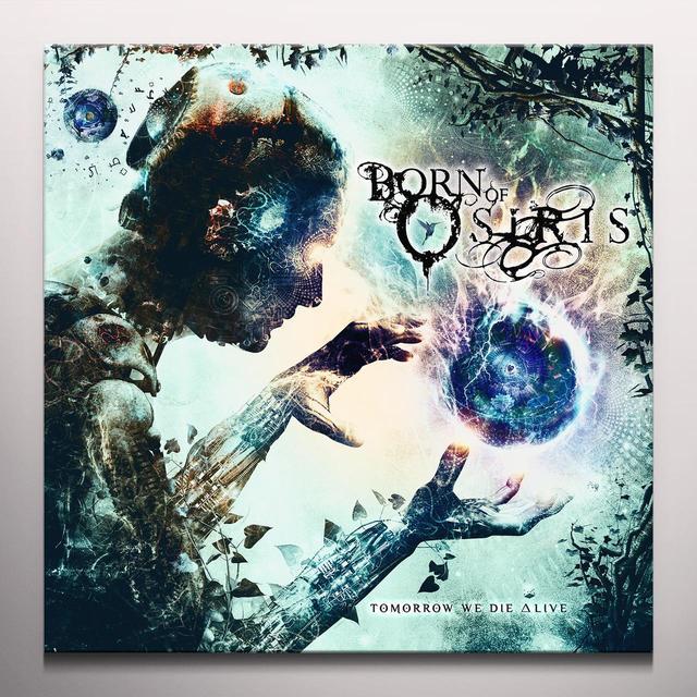 Born Of Osiris TOMORROW WE DIE ALIVE (MAGENTA VINYL) Vinyl Record