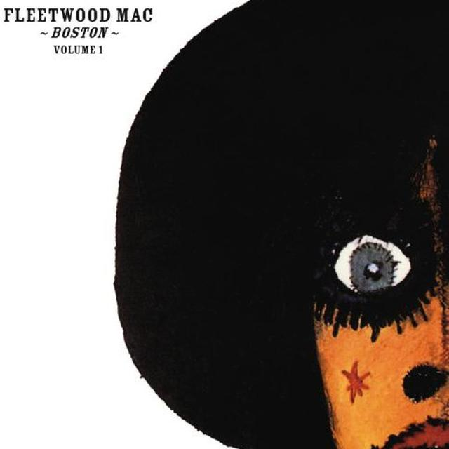 Fleetwood Mac BOSTON 1 Vinyl Record