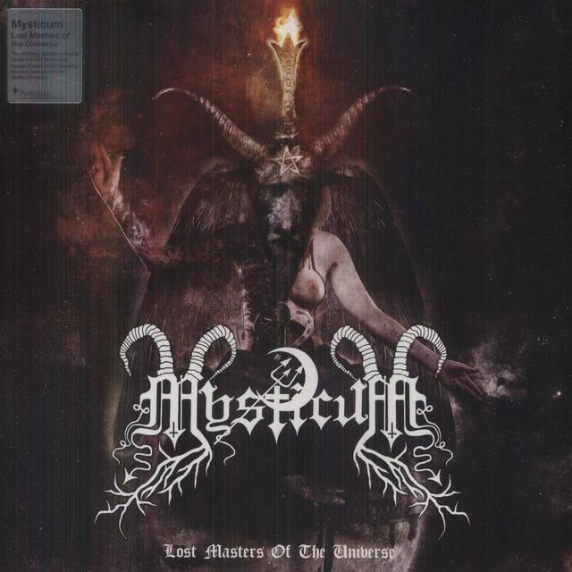 Mysticum LOST MASTERS OF THE UNIVERSE Vinyl Record