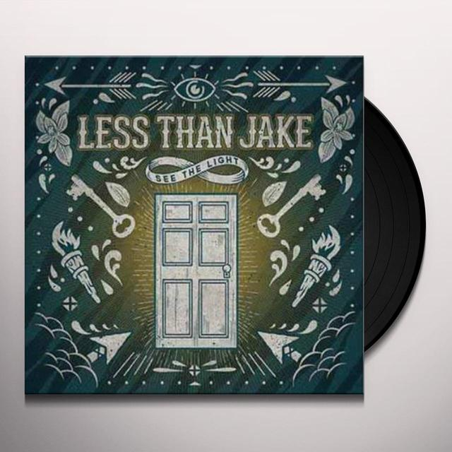 Less Than Jake SEE THE LIGHT Vinyl Record