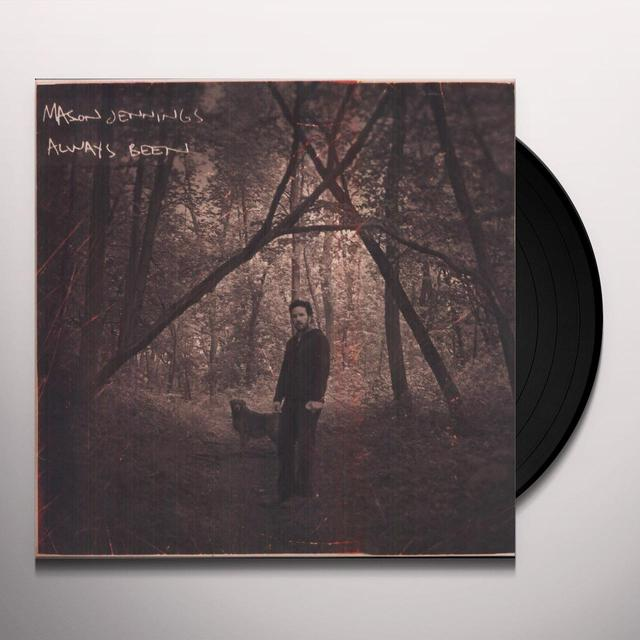 Mason Jennings ALWAYS BEEN Vinyl Record