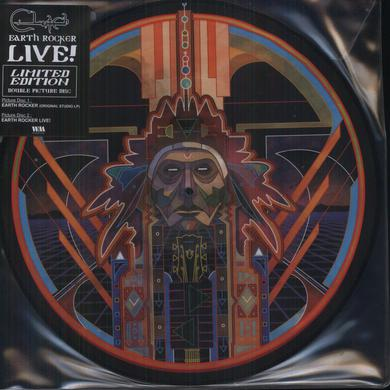 Clutch EARTH ROCKER LIVE Vinyl Record