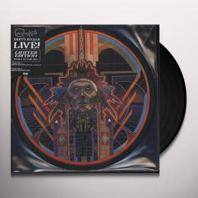 Clutch EARTH ROCKER LIVE Vinyl Record