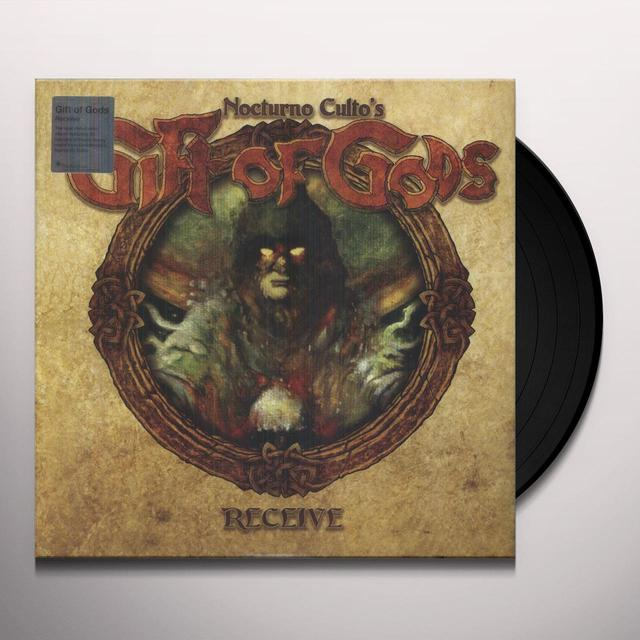 Nocturno Culto / Gift Of Gods RECEIVE Vinyl Record